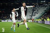 Jadi Penentu Kemenangan Juventus, Ronaldo: Parma Sulit Dikalahkan