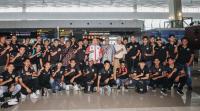 28 Pemain Timnas Indonesia U-19 Bertolak ke Thailand