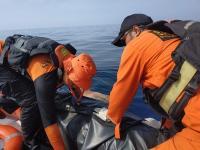 Wisatawan yang Terseret Ombak di Pantai Sawarna Banten Ditemukan