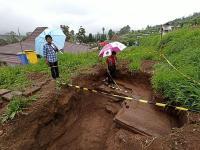 BPCB: Temuan Batuan di Lahan Pertanian Dieng Mengarah ke Candi