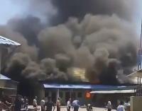 Ruangan Pramuka di Kompleks Ponpes Gontor Terbakar