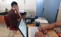 Pria asal Medan Gelapkan Uang Setoran Jual-Beli Kedelai Rp1,5 Miliar