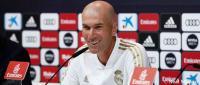 Zidane: Real Madrid Pantang Anggap Remeh Unionistas
