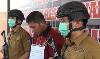 Polisi Bekuk Kurir Narkoba dan Sita 270 Gram Sabu