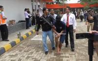 Perampok yang Ditabrak Truk di Gerbang Tol Balaraja Akhirnya Ditangkap