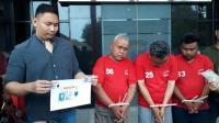 Polisi Tangkap Sindikat Pemalsu SIM, STNK dan Akta Cerai