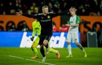 Raiola Akui Haaland Takkan Selamanya Berkarier di Liga Jerman