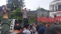 Dua Ormas Bentrok di Sukabumi, Bubar Setelah Diultimatum Kapolda Jabar