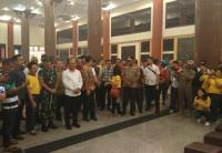 Gubernur Sumut, Kapolda dan Pangdam Cek Perayaan Imlek Sejumlah Wihara di Medan