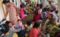 2 Kelurahan di Tegal Terendam Banjir, Ratusan Warga Mengungsi