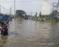 Ini Rincian Tinggi Air dan Pengungsi Banjir di Kabupaten Bandung