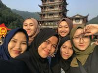 Khawatir Virus Korona, Pemerintah Diminta Evakuasi 12 Mahasiswi Unesa di Wuhan China