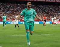 Benzema Gagal Cetak Gol di Laga Valladolid vs Madrid, Zidane: Kami Harus Bersabar