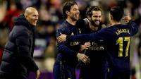 Valladolid vs Madrid, Menanti Konsistensi Los Blancos