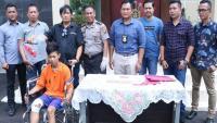 Tusuk Anggota Polisi, Pemalak Ambruk Diterjang Peluru