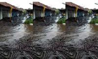 2 Orang Terluka Akibat Banjir Bandang di Bondowoso