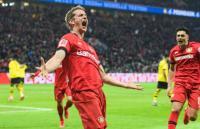 Bayer Leverkusen vs Borussia Dortmund, Die Borussen Kalah Dramatis di BayArena