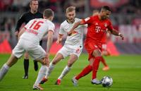 Bayern Munich vs RB Leipzig, Tanpa Pemenang di Allianz Arena