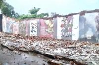 Diterjang Hujan Angin, Tembok Stadion Lokasi Konser Scorpions Roboh