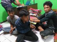 Komplotan Pencuri Motor Antarprovinsi Dibekuk di Tapanuli Utara