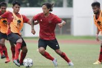 Irfan Bachdim Puji Visi Shin Tae-yong untuk Timnas Indonesia