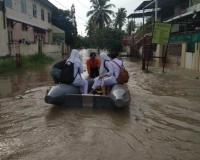 Banjir Rendam 13 Kelurahan di Kota Solok Sumbar