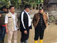 13 Kelurahan di Solok Kebanjiran, Sungai Lembang Segera Dinormalisasi