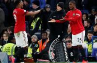 Chelsea vs Man United, Debut Ighalo Masuk Catatan Rekor Klub