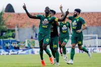 Persebaya vs Arema FC, Bajul Ijo Unggul Sementara 2-1