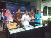 BNNP Jateng Ungkap Pengedar Simpan Uang Hasil Narkoba di KUD