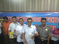 Pegawai Lapas Kuala Tungkal Ngaku Sudah 3 Kali Selundupkan Sabu