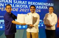 Eks Kapolda Jatim Kantongi Tiket Pilwalkot Surabaya dari 6 Parpol
