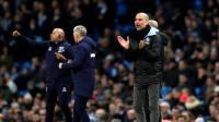 Guardiola Puji Profesionalisme Para Pemain Man City di Laga Kontra West Ham