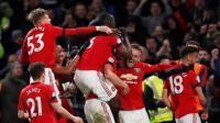 Club Brugge vs Man United, Setan Merah Wajib Bidik Kemenangan
