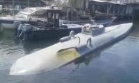 5 Ton Narkoba Ditemukan di Dalam Kapal Selam