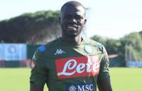 Napoli vs Barcelona Tanpa Kehadiran Koulibaly