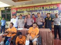 Bunuh Rival saat Pilkades, 2 Kepala Desa di OKU Timur Ditangkap