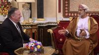 Menlu AS Pompeo Temui Pemimpin Baru Oman