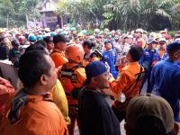 Pencarian Siswa SMPN 1 Turi Korban Susur Sungai Dibagi Menjadi 4 Sektor