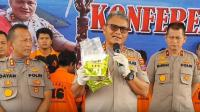 Bawa 1 Kg Sabu, Remaja 16 Tahun Ditangkap Polisi