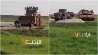 Tentara Israel Gunakan Buldoser untuk Singkirkan Jasad Warga Palestina yang Dibunuh