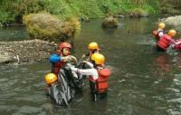 Tips Aman Susur Sungai ala Mahasiswa Pencinta Alam