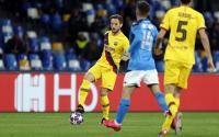 Rakitic: Napoli Bertahan dengan 11 Orang!