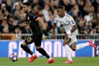 Madrid vs Man City, Babak Pertama Ditutup dengan Skor Kacamata