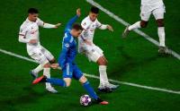 Olympique Lyon vs Juventus, Ramsey Yakin Comeback di Leg II