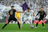 Madrid vs Man City, Casemiro Yakin Los Blancos Bisa Balikkan Keadaan