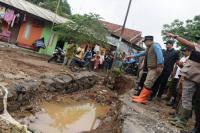 Banjir di Subang, Ridwan Kamil: Pendangkalan Sungai Pangkal Masalah
