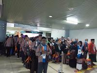 Umrah Dihentikan Sementara, Lion Air Tetap Terbangkan Jamaah dari Palembang ke Arab Saudi