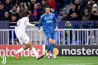 Lyon vs Juventus, Cristiano Ronaldo Mau Bianconeri Bangkit di Turin