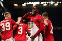 Man United vs Club Brugge, Ighalo Dedikasikan Gol untuk Mendiang Kakak
